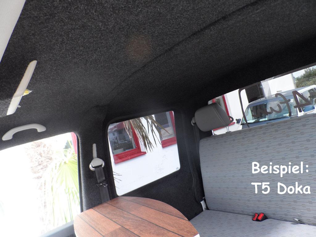 B4f Carpet-Filz Beispiel im T5 Doka
