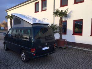 VW T4 Aufstelldach Schlafdach B4f