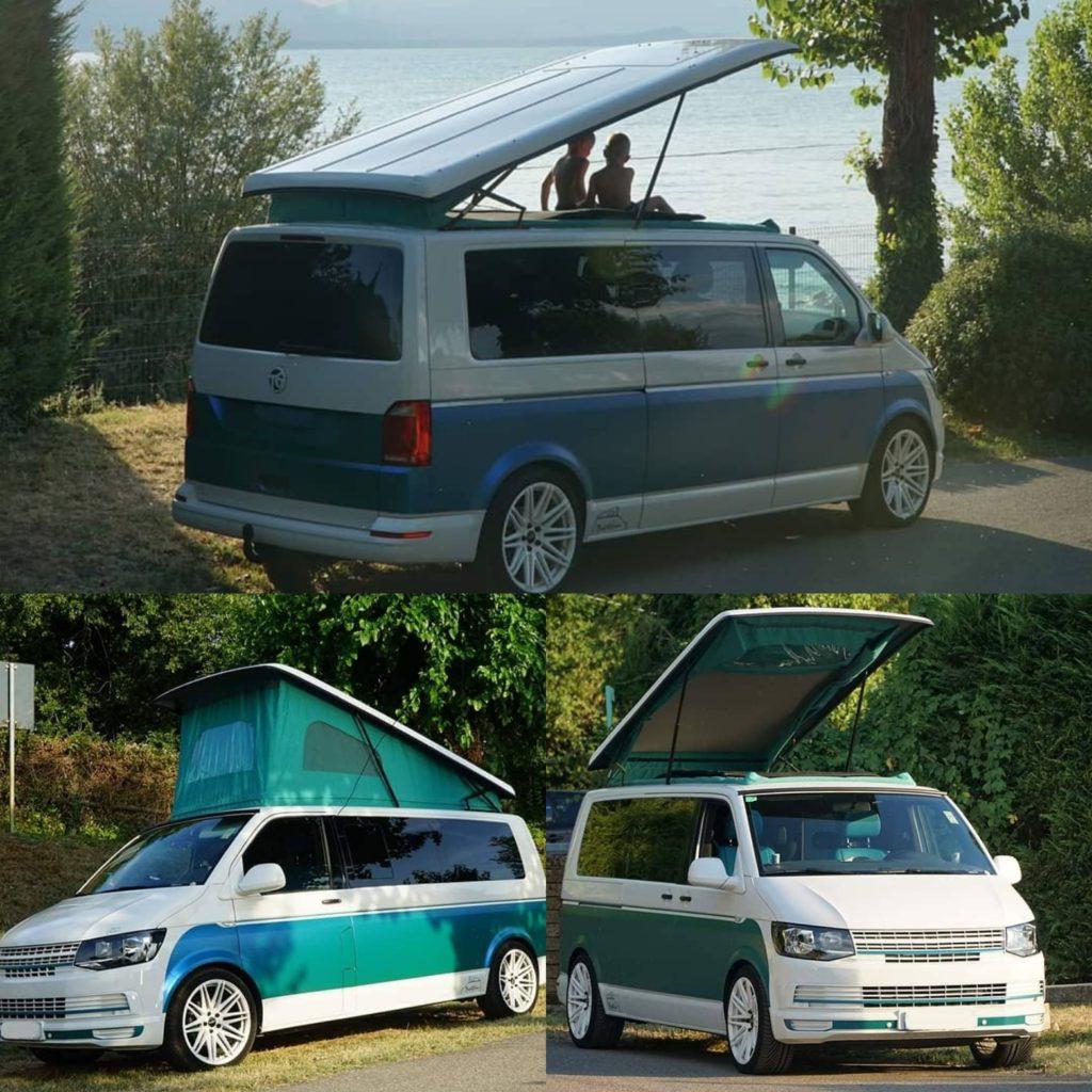 Aufstelldach - VW T6