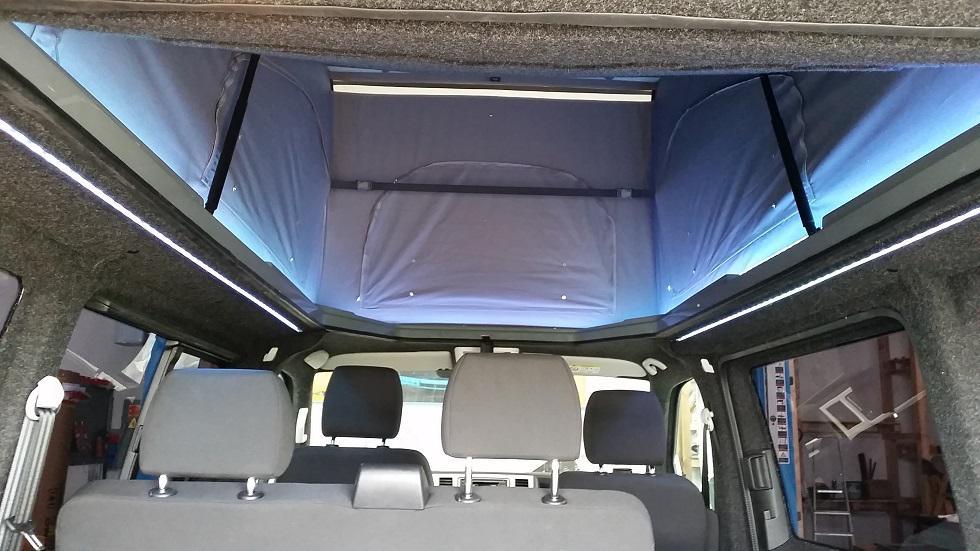 aufstelldach hochdach schlafdach bus4fun. Black Bedroom Furniture Sets. Home Design Ideas