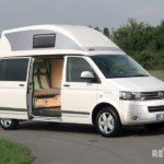 VW Van mit Hochdach