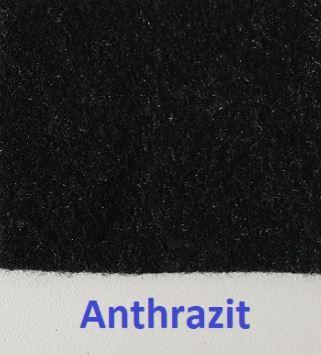 B4F Carpet-Filz Anthrazit