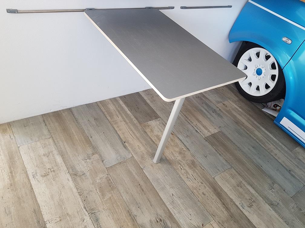 Campingbus Tisch.Tisch 1 Stylecamper