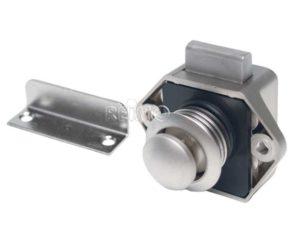 Push Lock Mini - Möbelschloß Silber Reimo 532741 Bus4fun.de 10207