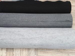 3 Rollen B4f Carpet-Filz in unterschiedlichen Farben