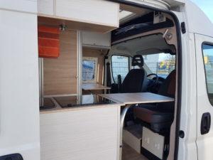 Citröen Jumper Bus4fun Individual-Ausbau in weiß