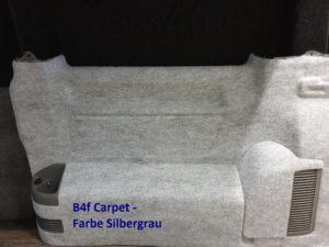 T5 Seitenteil Bus4Fun Carpet Filz Silbergrau