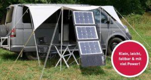 mobiles Solarmodul