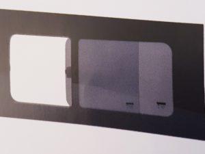 Carbest Schiebefenster Ford Transit Custom 31595 31594 Bus4fun.de