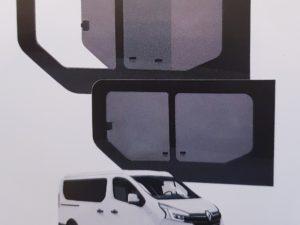 Carbest Schiebefenster Renault Trafic 316012 316011 Bus4fun.de