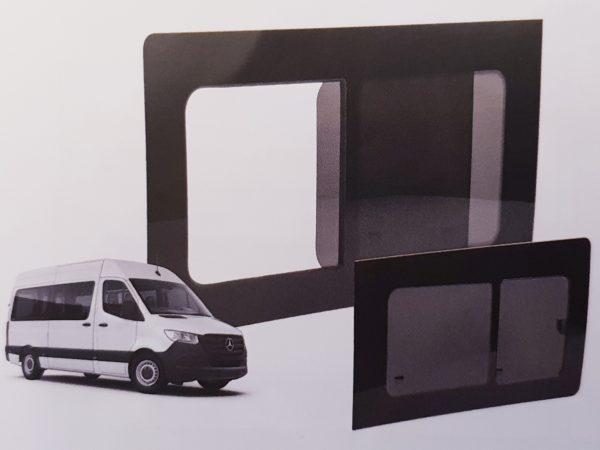 Carbest Schiebefenster MB Sprinter