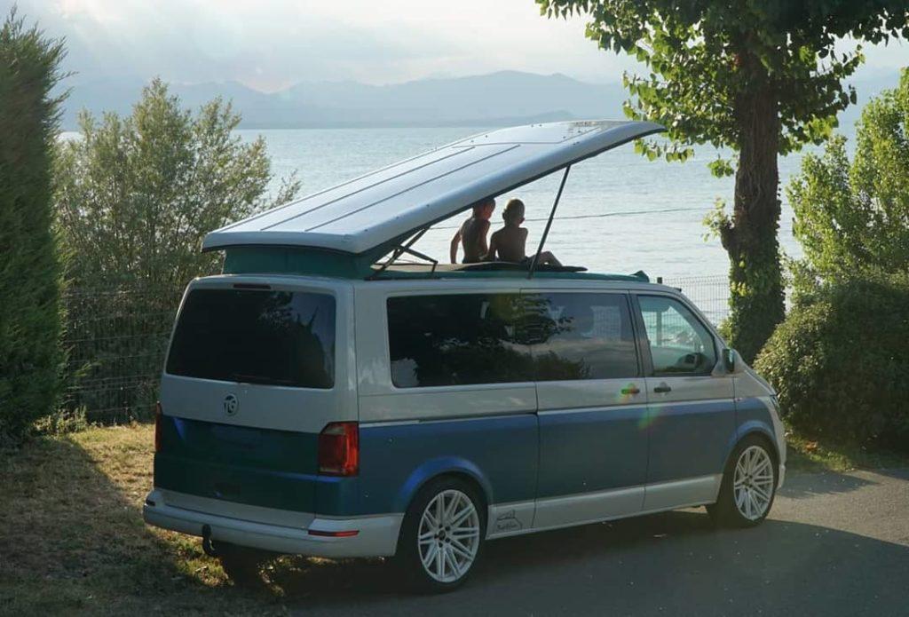 Camping Urlaub im Corona-Sommer 2020 mit der Familie