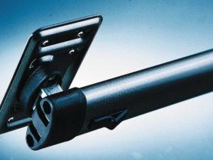 Reimo Klapptischfuß Gelenk oben 675mm anthrazit metallic 57020 Bus4fun