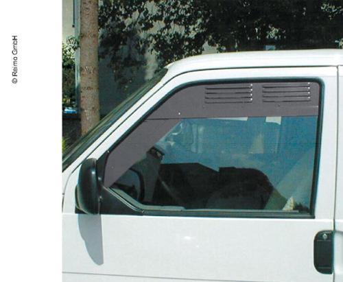 Lüftungsgitter für die Fahrerhaustüren für VW T5/T6/T6.1 Standard Variante