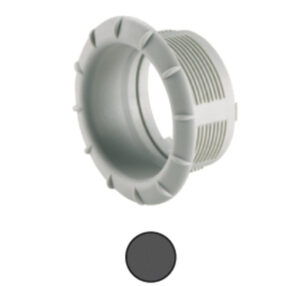 Endstück EN für Truma Warmluftverteilung achatgrau ohne Kappe Reimo 72146 SKU 10182