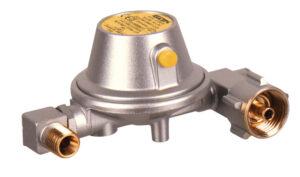 GOK 30mbar Gasdruckregler EN61 PS 16bar UForm Druckminderer Reimo 75203 Bus4fun SKU 10180